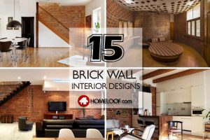 Best Brick Wall Interior Designs