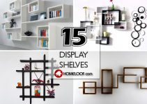 Best Decorative Display Shelves