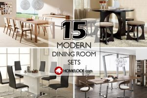 Best Modern Dining Room Sets